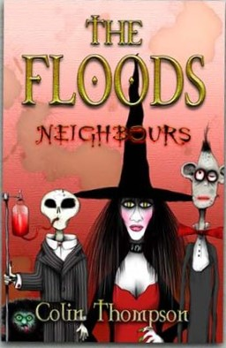 The Floods book one - a tacos review