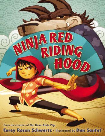 Ninja Red Riding Hood book review