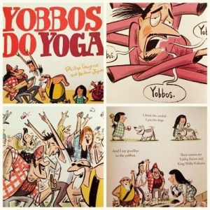 Tacos book review: Yobbos Do Yoga