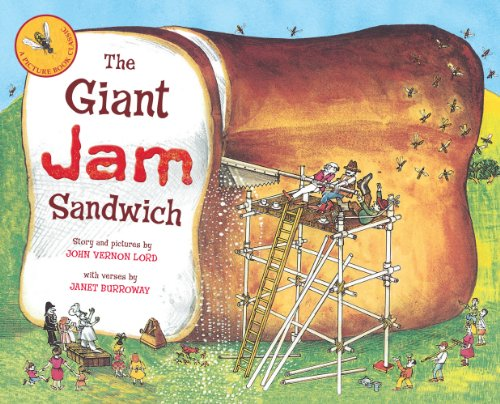 The Giant Jam sandwich - taco's review