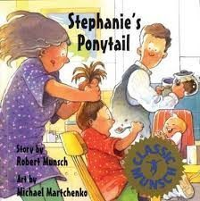 Is humour important in kids books. Stephanie's Ponytail review