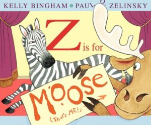 Z is for Moose – review