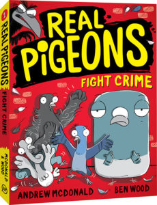 Real Pigeons Fight Crime – a tacos review
