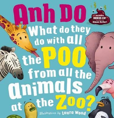 What do they do with all the poo from all the animals at the zoo. A Tacos book Review
