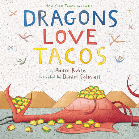 Dragons love tacos- a book review