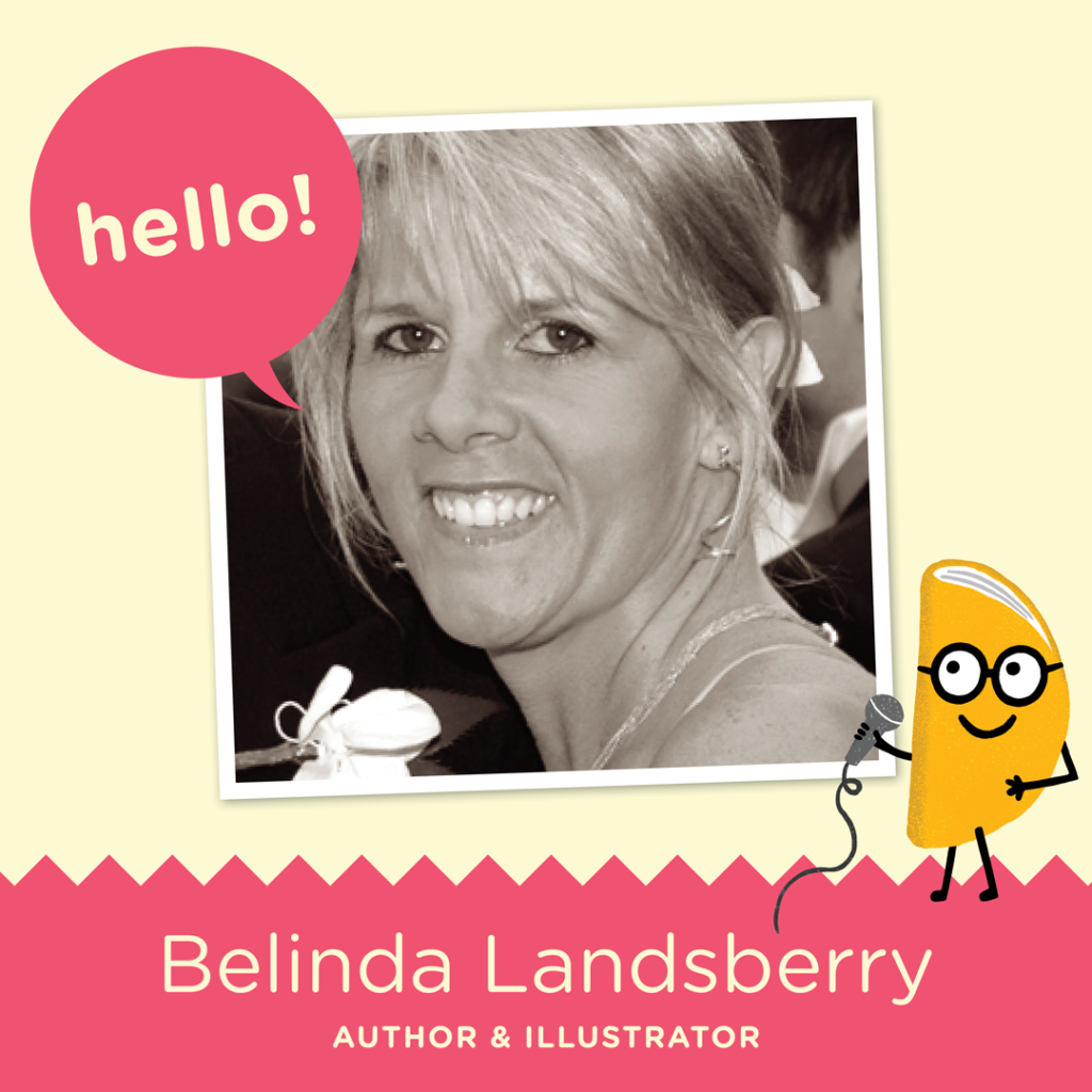Belinda Landsberry interview