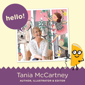 Interview with Tania McCartney