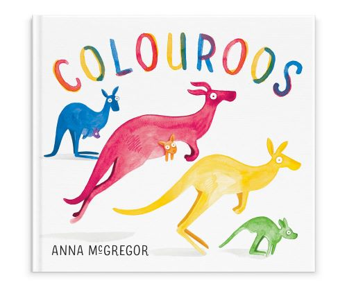 Colouroos Anna McGregor