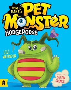 How to make a pet monster -Hodgepodge