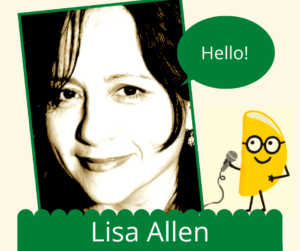 Tips on making picture books work with Lisa Allen