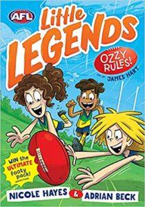 Little Legends – a Taco's review