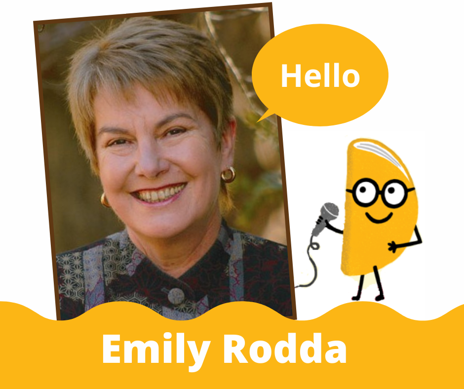 Emily Rodda - a tacos interview