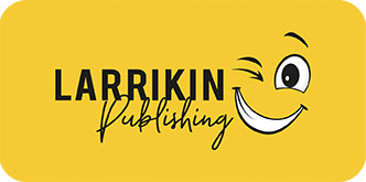 Larrikin House Publishing - making the books kids want to read logo