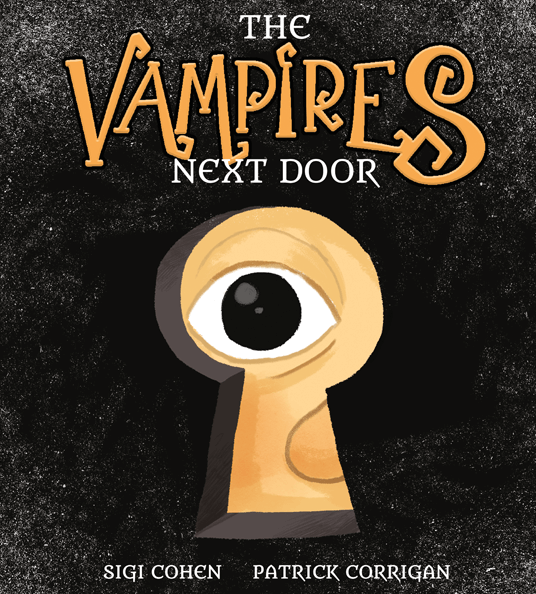The vampires next door book review