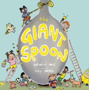 The Giant Spoon – a taco's review