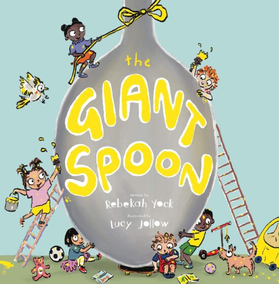 The Giant Spoon - a taco's review