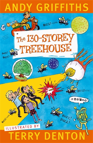 130 story tree house by Andy Griffiths
