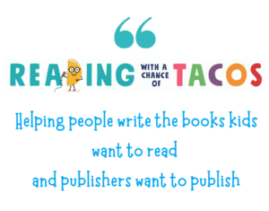 reading with a chance of tacos quote