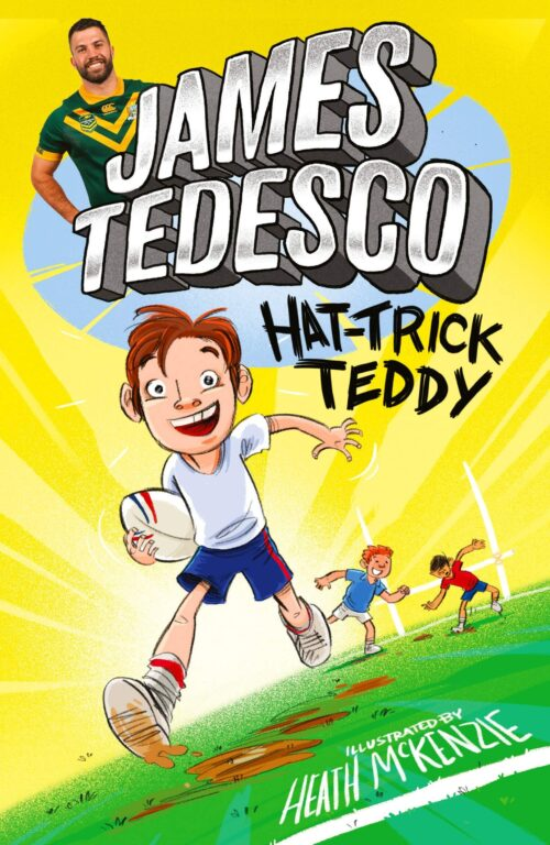 Hat trick Teddy book review
