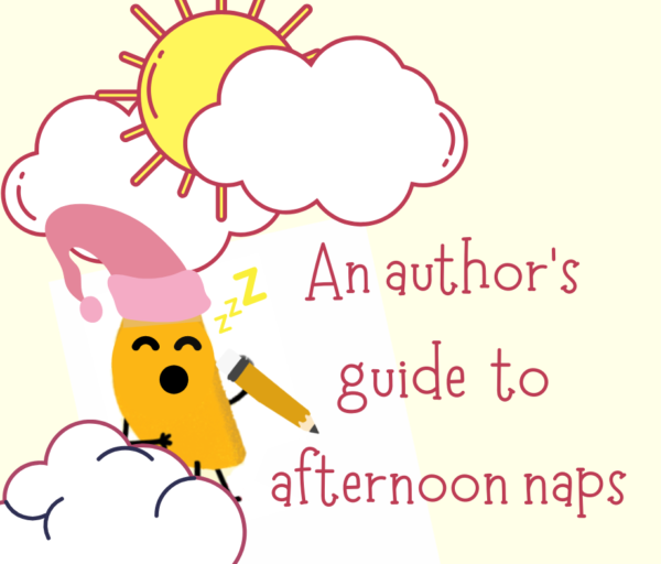 An author's guide to afternoon naps