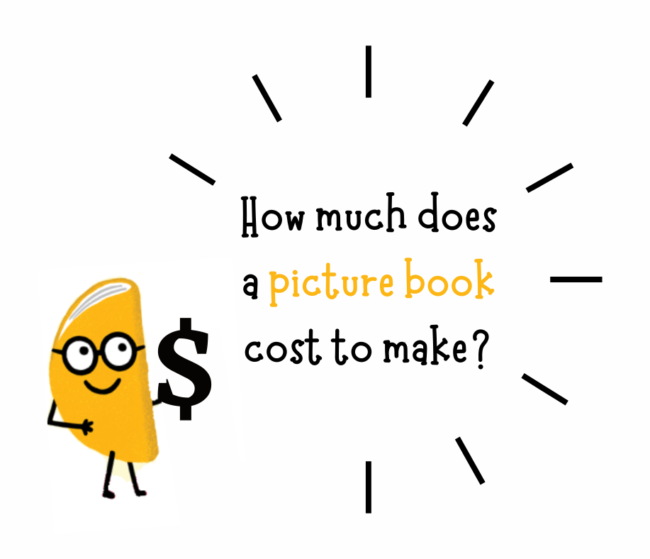 How much does a picture book cost to make