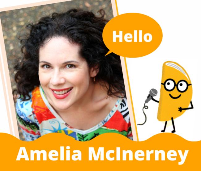 Amelia McInerney a taco's interview