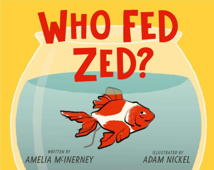 Who Fed Zed - a taco's book review