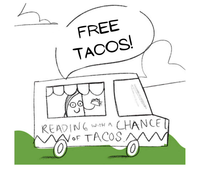 Subscribe to reading with a chance of tacos
