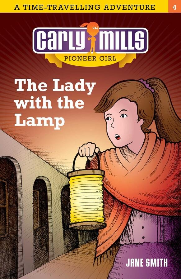 Carley Mills Pioneer Girl