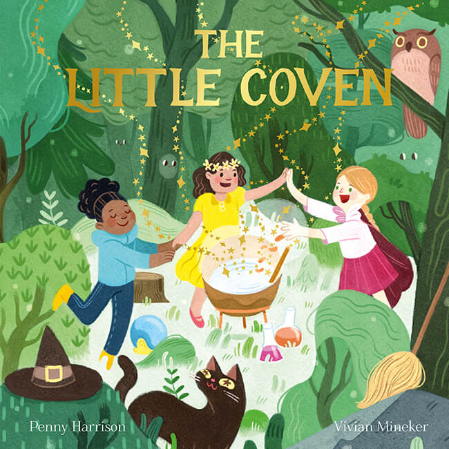 The Little Coven - Books in Lockdown