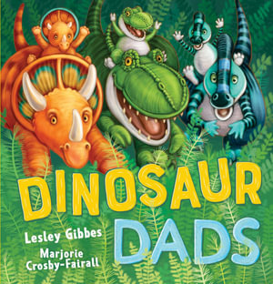Dinosaur Dads - a taco's book review