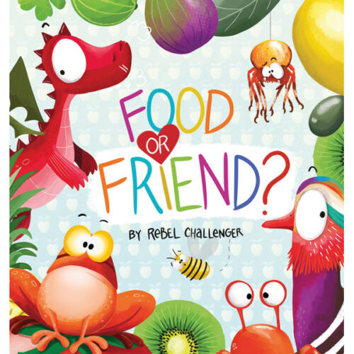Food or Friend - a taco's book review