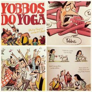 Tacos book review: Yobbos Do Yoga