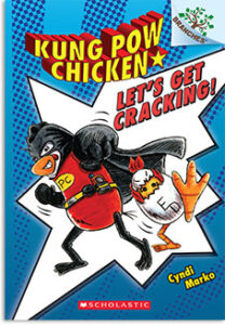Kung Pow Chicken – a taco's funny classic