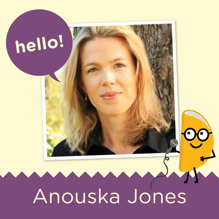 Anouska Jones - a tacos interview