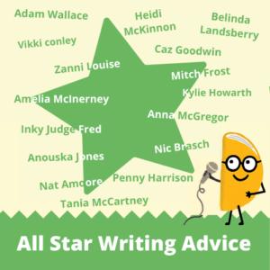 All Star Writing Advice