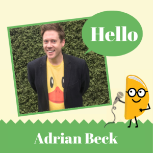 Interview with Adrian Beck