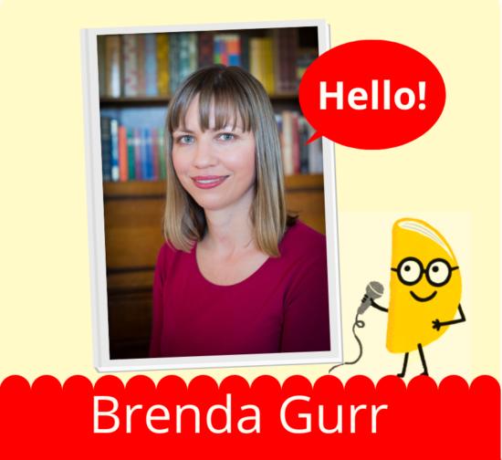 interview with Brenda Gurr