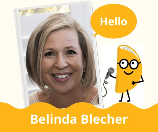 Belinda Blecher tacos interview