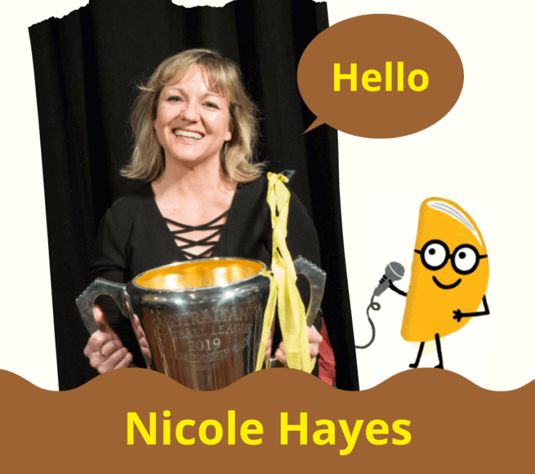 Nicole Hayes interview