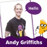 Andy Griffiths interview at Reading with a chance of tacos