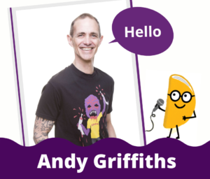 Andy Griffiths interview