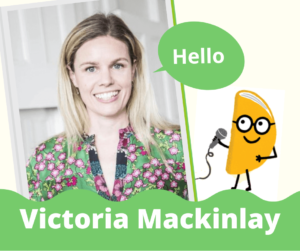 Interview with Victoria Mackinlay