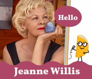 Interview with Jeanne Willis