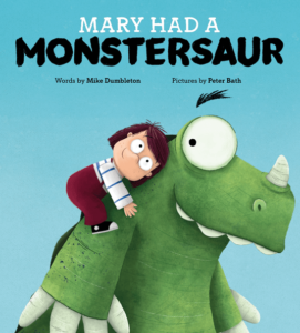 Mary Had a Monstersaur – a Taco's book review