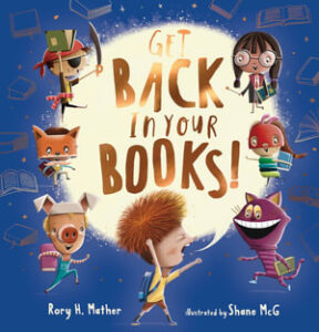 Get Back In Your Books! – a Taco's book review