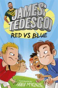 Red v Blue – a Taco's book review