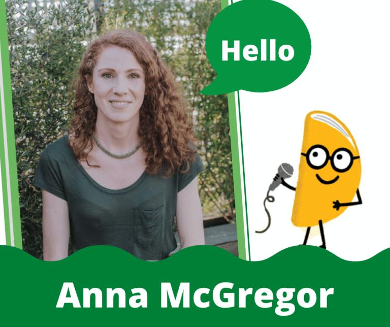 Anna McGregor - Books in Lockdown