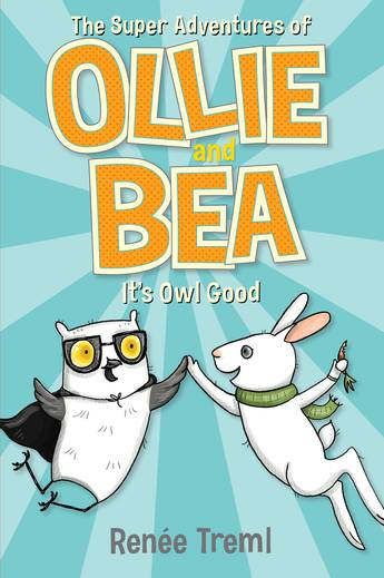 Ollie and Bea - a taco's book review