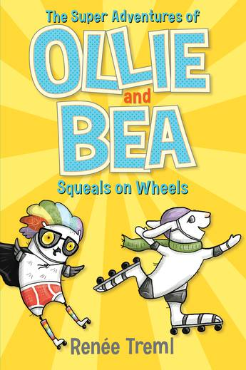 Ollie and Bea book 2 - a tacos book review